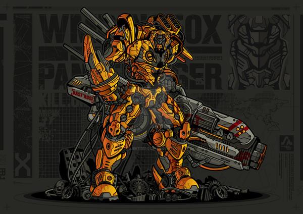 WMD N250X PANZERJAGER by SubjektZero