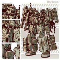CMX - 38 Overlord by SubjektZero