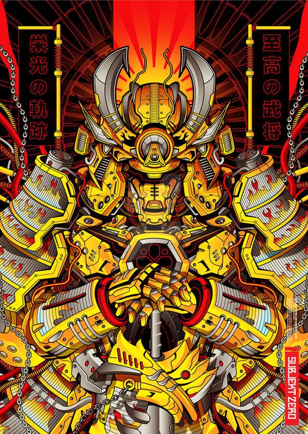 Supreme Warlord ! by SubjektZero