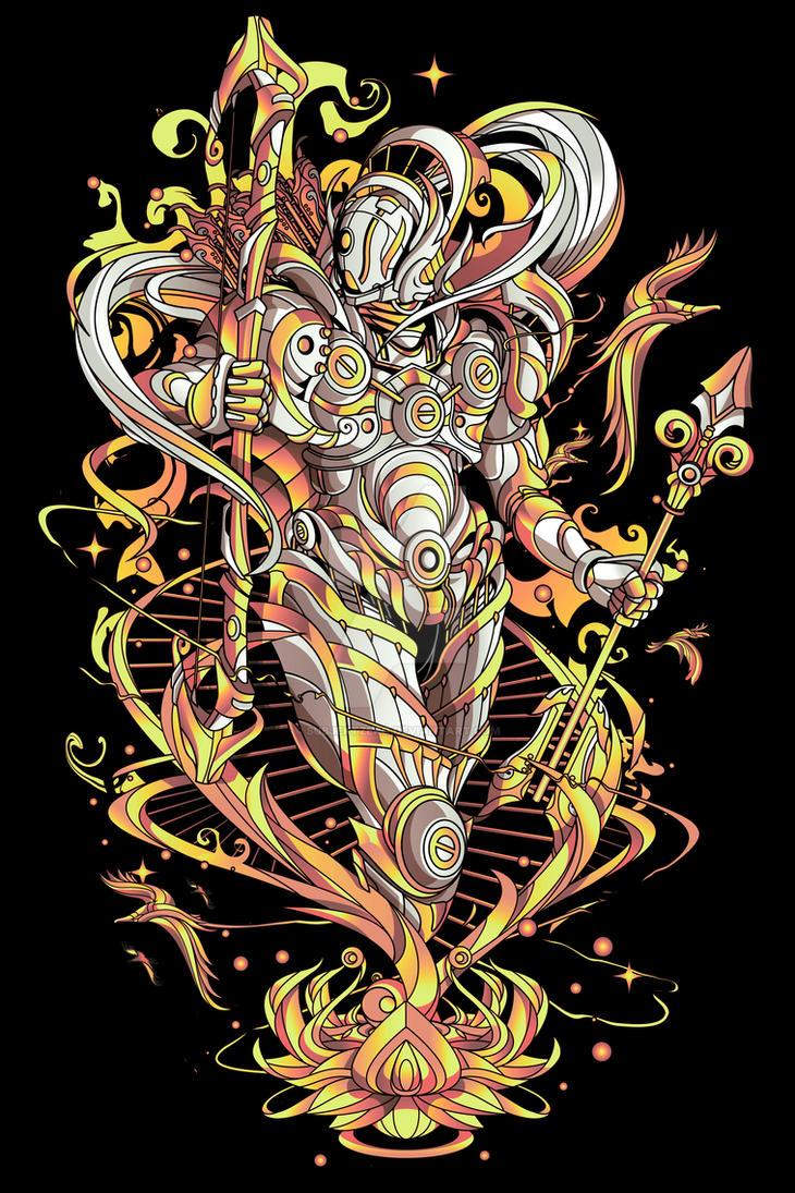 Overlord Hunter by SubjektZero