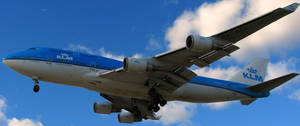 KLM Boeing B744