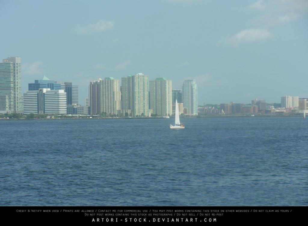 City 01 by artori-stock