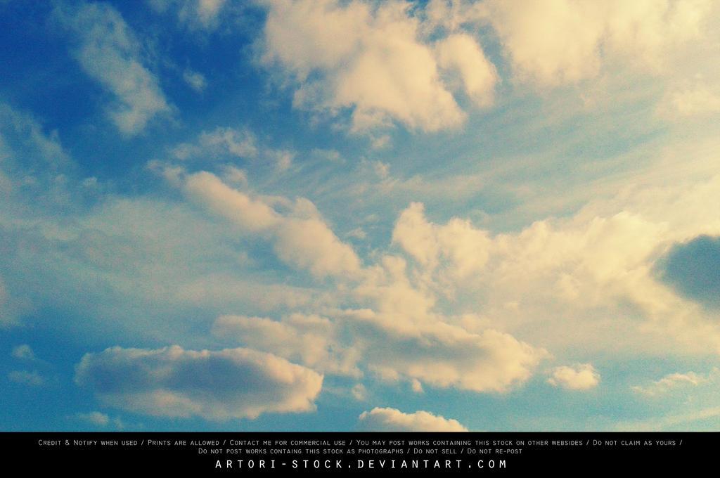 Sky 17 by artori-stock
