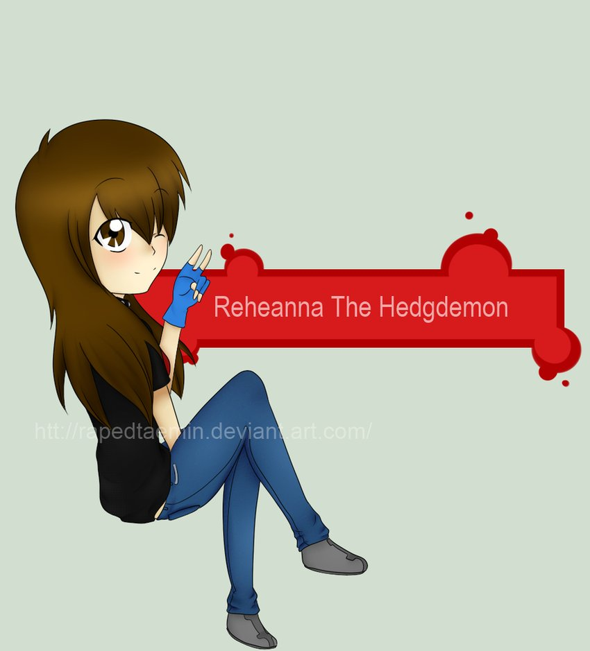 RheannaTheHedgdemon's Profile Picture