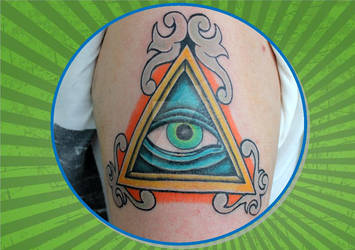 Eye of god #2