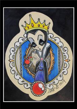 Evil Queen - Grimilde