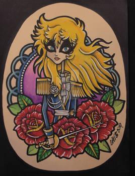 Acid Doll Series: Lady Oscar