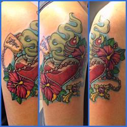 Faith-love-hope tattoo