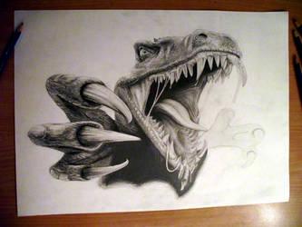 Wip Raptor by P26