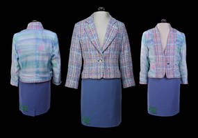 Tailored Jacket and Skirt, C and G sample