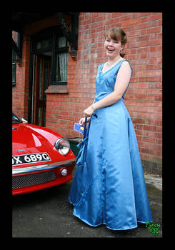 Prom Dress in action
