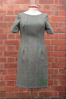 Tailored Harris Tweed Dress