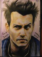 Johnny Depp Tribute by ANDREAMARINO93