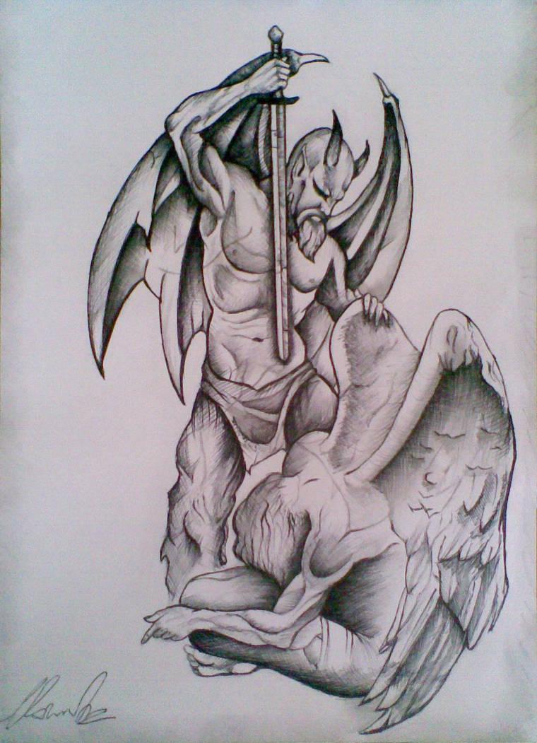 Prison Break Tattoo by ANDREAMARINO93