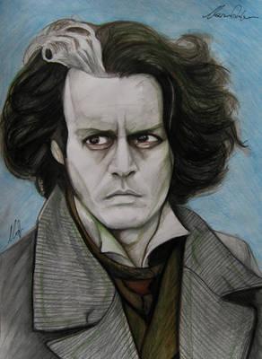 Sweeney Todd, Jhonny Depp Tribute