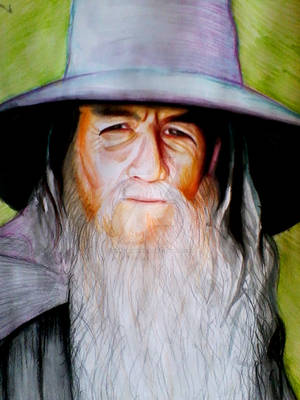 Tribute to Gandalf the Grey