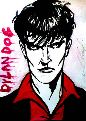 Tribute to Dylan Dog