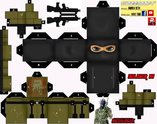 GENOME SOLDIER N1- RaVe TuBe