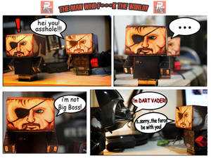 MGSV COMIC-CRAFT-BY RaVe TuBe