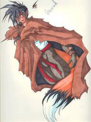 Anima Relic  -- Garrod by firekitty