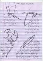 Dragon Tutorial- WESTERN by StalkedByDragons
