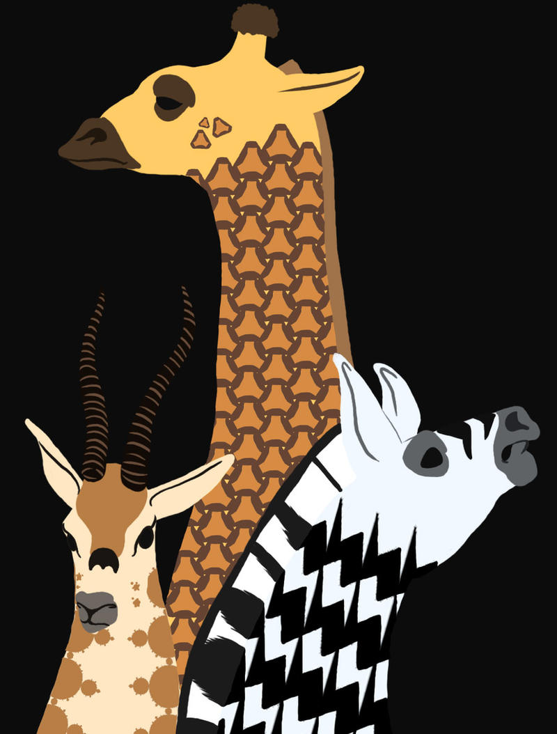 Tessellations by StalkedByDragons