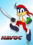 Havoc the Seal (High Seas Havoc)
