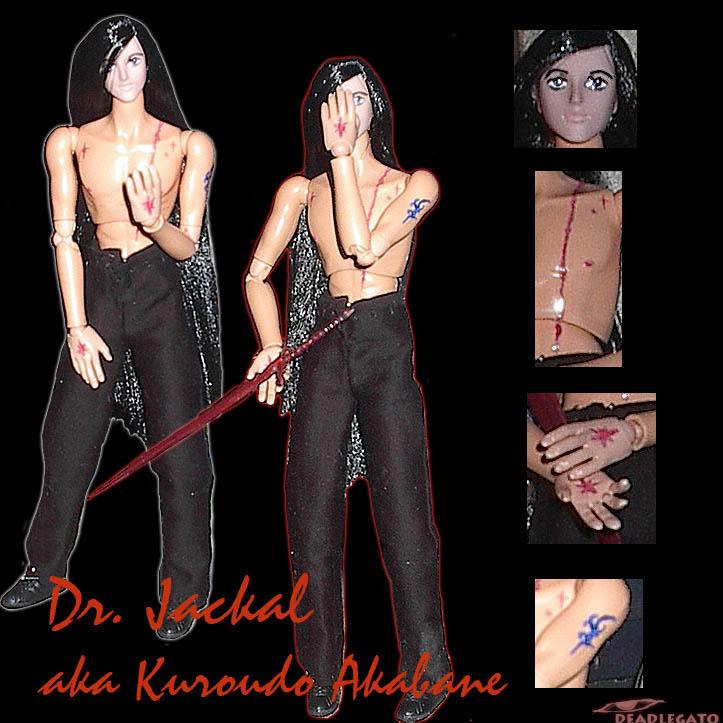 Dr. Jackal _ Akabane Doll by shandyevians on DeviantArt