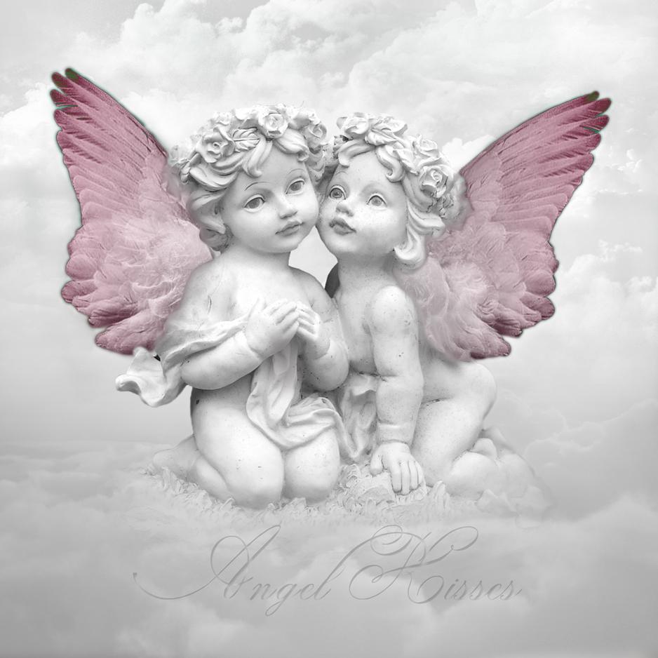 Angel Kisses by hollkat46