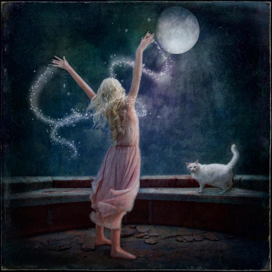 Moon Magic by hollkat46