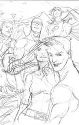 More roughs... by amilcar-pinna