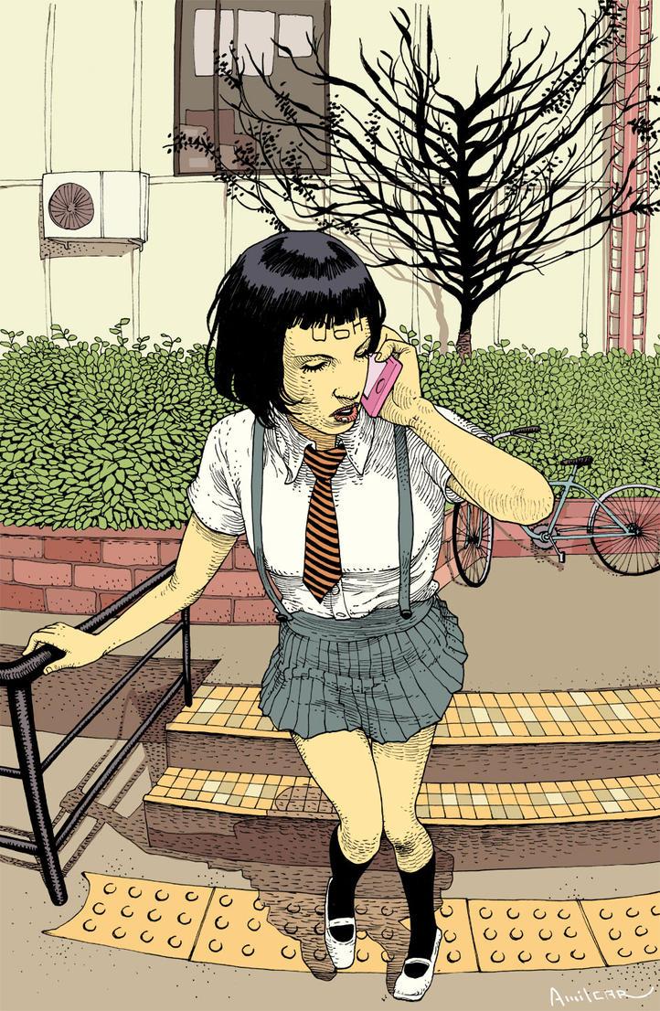 Makoto by amilcar-pinna