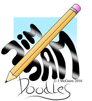 Jim Jam Doodles Logo
