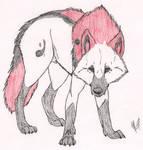 Giftart - Crimsonwolf29