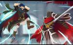 Ike VS Black Knight
