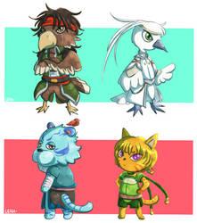 Animal Crossing x Fire Emblem: Tellius series (2)