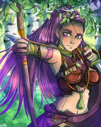 PETRA - huntress