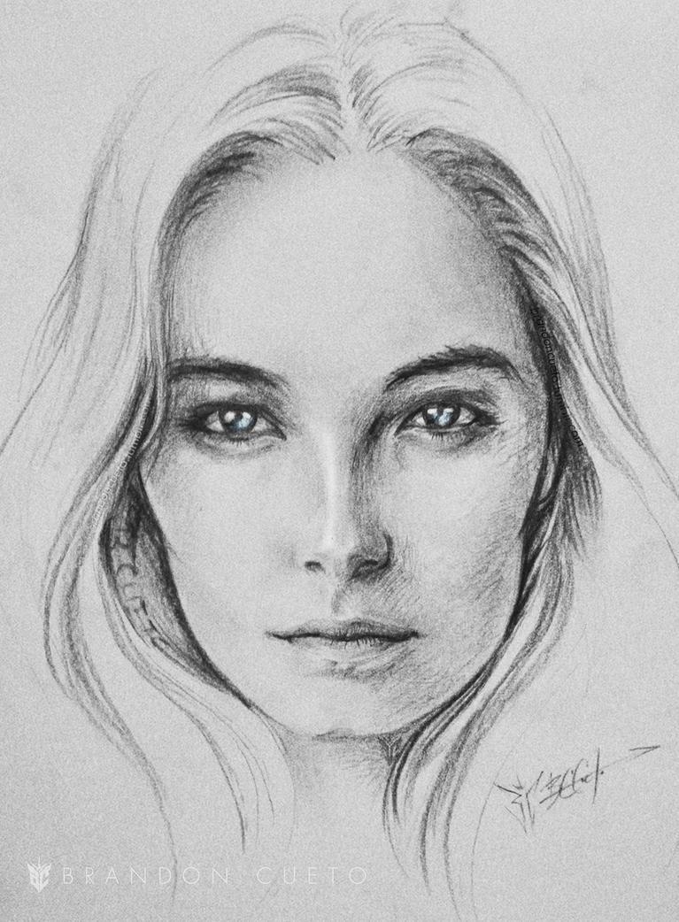 Bridget Malcolm by DonBranZ
