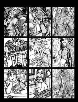 99 Headshots by Mike Shewchuk Page11