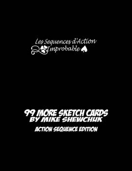 99 MORE Headshots (Action Sequences) Cover