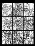 Another 99 Sketch Card Collection 4 Page 3