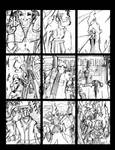 Another 99 Sketch Card Collection 4 Page 2