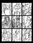 Another 99 Sketch Card Collection 4 Page 1