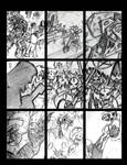 And Another 99 Sketch Card Collection 5 Page 11