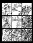 And Another 99 Sketch Card Collection 5 Page 10