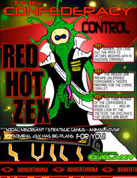 Confederacy is Control Mag-Cover Advertirom