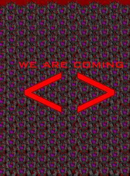 Crimson Corporation Marketing Poster