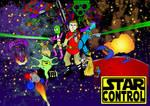 Star Control (Star Wars Poster Parody)