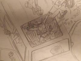 Deadpool - It's a living...