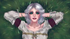 Ciri | The Witcher 3: Wild Hunt